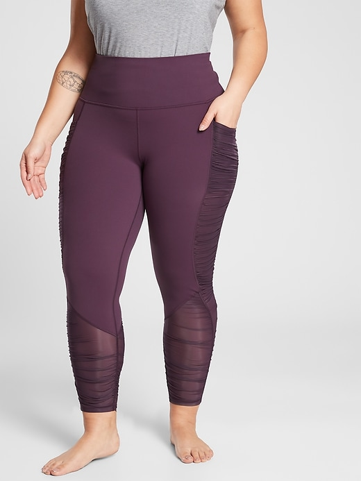 Mesh Me Up 7/8 Tight