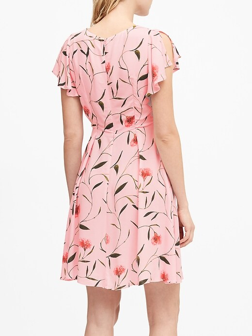 ECOVERO&#153 Mini Dress