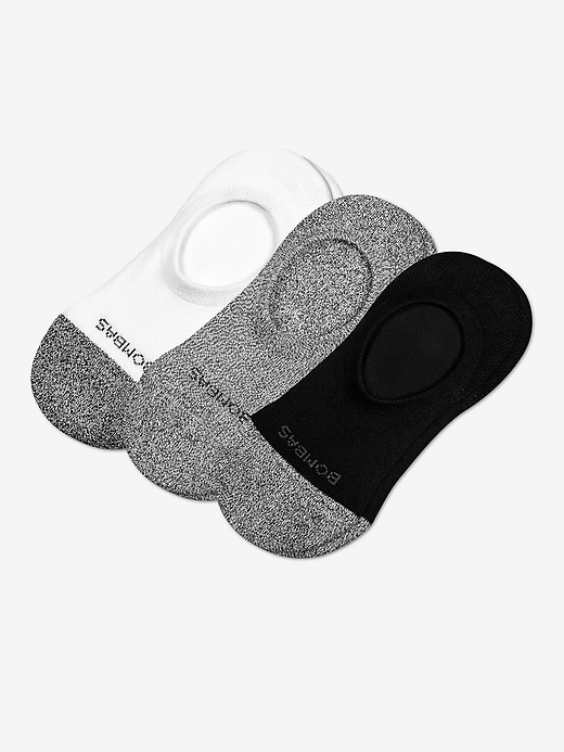 3&#45Pack Cushion No Show Sock by Bombas&#174