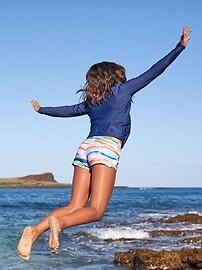 Athleta Girl Long Sleeve Rashguard