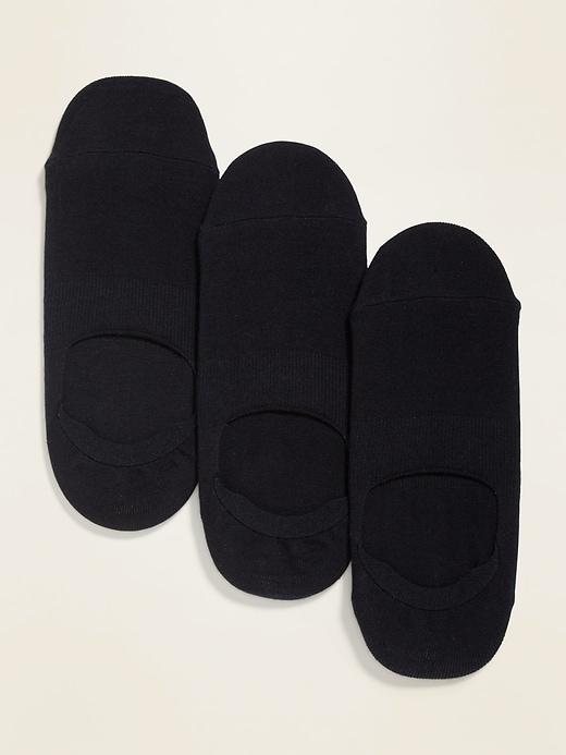 No-Show Sneaker Socks 3-Pack for Women
