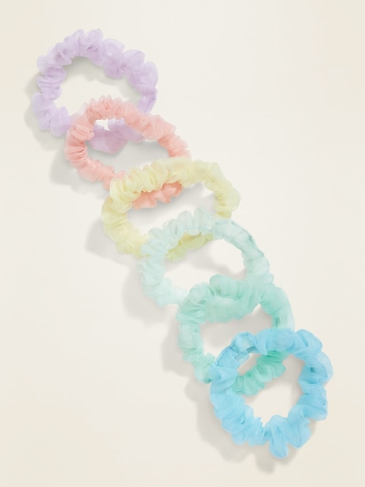 Mini-Scrunchie 5-Pack for Women