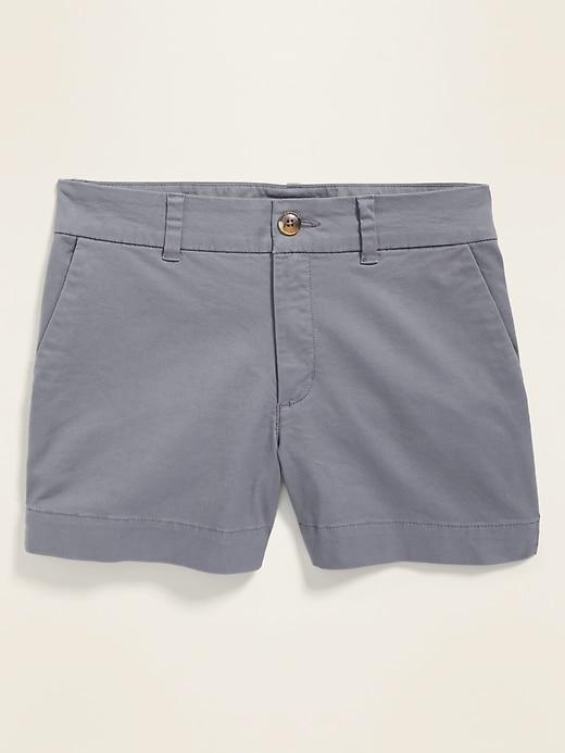 Mid-Rise Everyday Shorts for Women -- 3.5-inch inseam