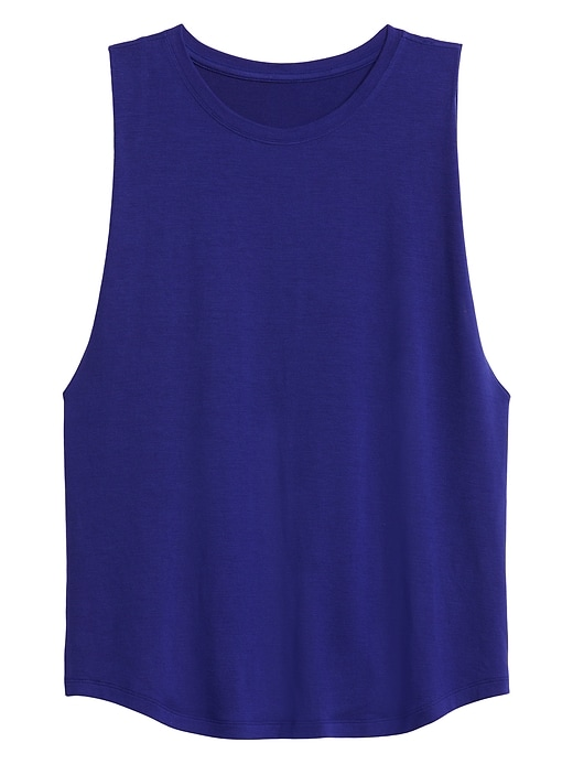 Cloudlight Muscle Tank