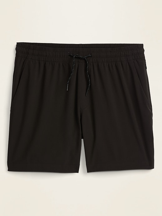 StretchTech Go-Dry Shade Jogger Shorts for Men -- 7-inch inseam