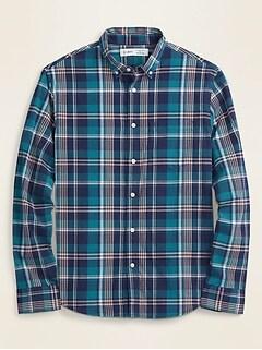 Oldnavy Slim-Fit Built-In Flex Everyday Shirt for Men
