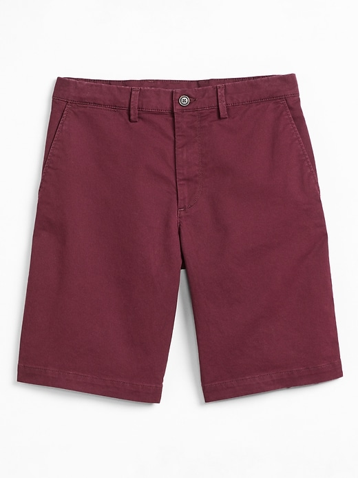 "10"" Essential Khaki Shorts"