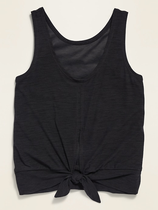 Breathe ON Tie-Back Tank Top for Girls