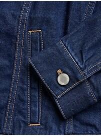 Petite Denim Trucker Jacket