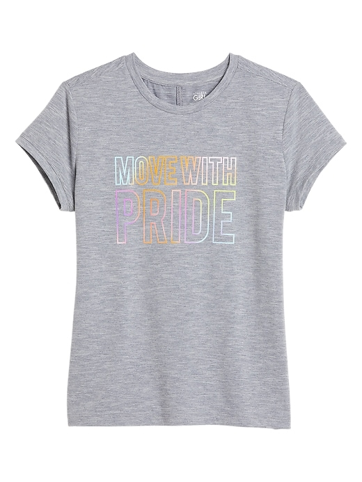 Athleta Girl Move With Pride Tee