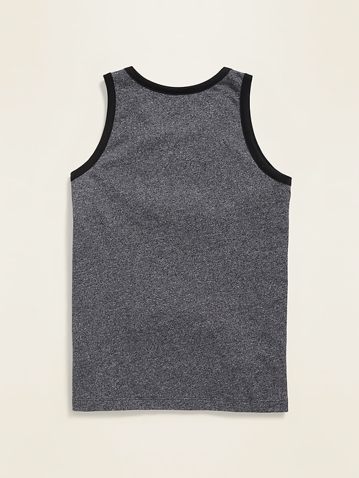Graphic Tank Top for Boys