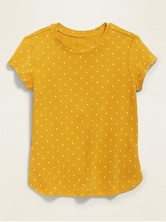 Toddler Girl Tulip Tunic Shine Bright