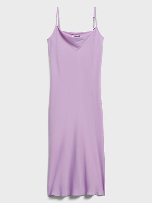 Slip Midi Dress
