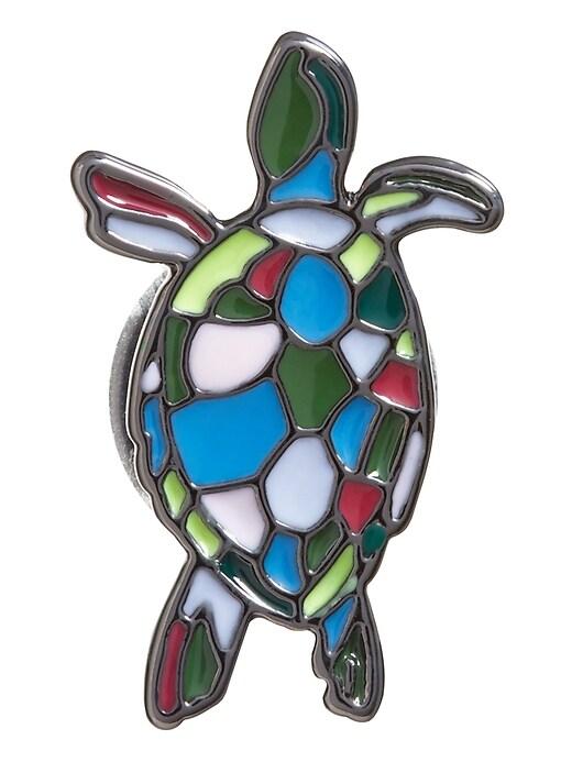 Sea Turtle Push Pin