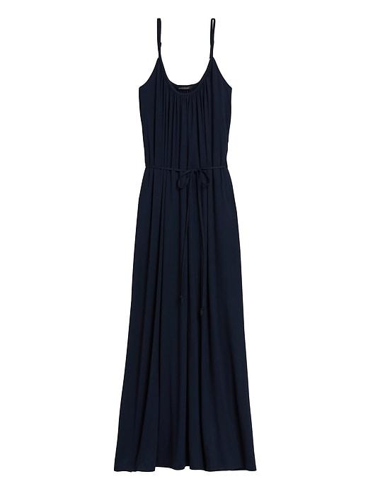 Petite Knit Maxi Dress