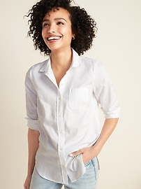 Relaxed Classic Shirt for Women