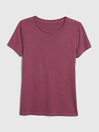 Vintage Wash Crewneck T-Shirt