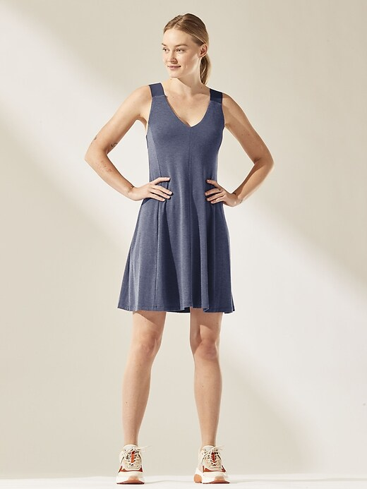 Santorini Support Dress