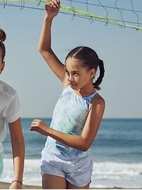 Athleta Girl Waves For Days Tankini Top