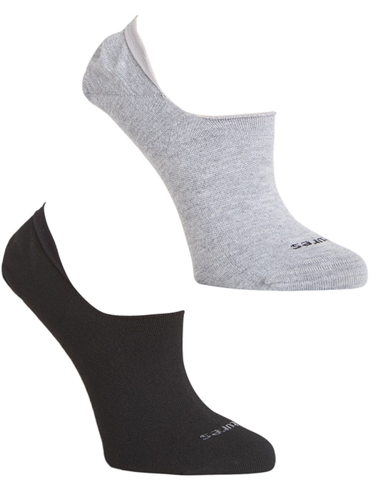 Invisible 2&#45Pack by Feetures&#174