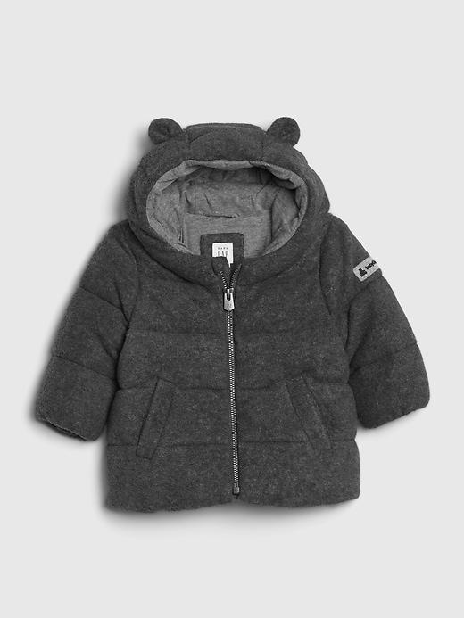 Baby Puffer Fleece Jacket