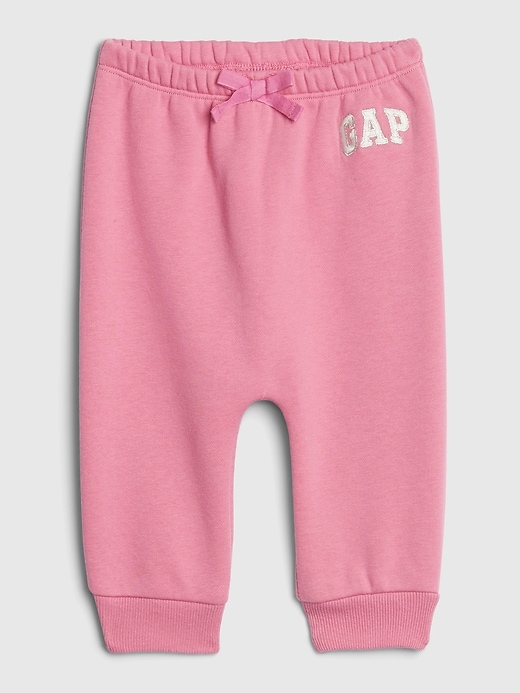 Gap Baby Gap Logo Pull-On Pants