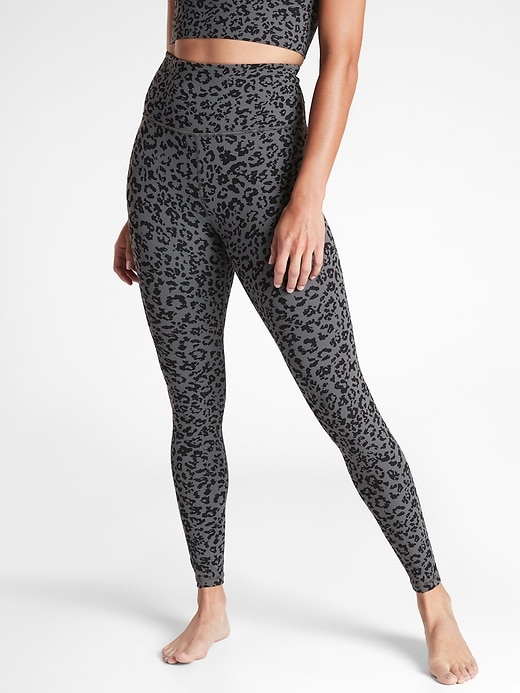 Leopard Elation Ultra High Rise Tight
