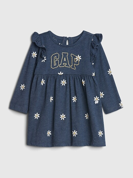 Gap Baby Gap Logo Dress