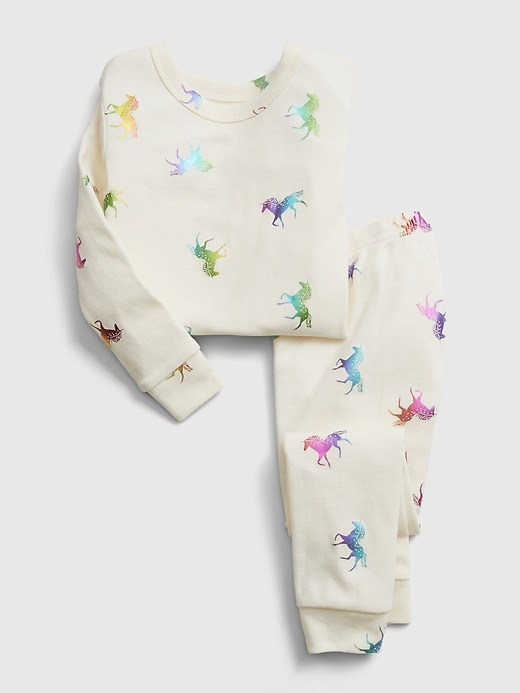 Gap babyGap Unicorn PJ Set