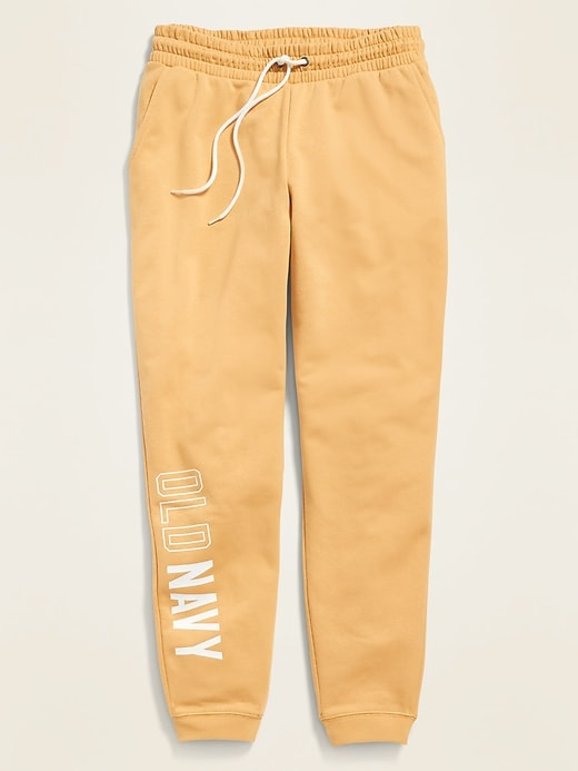 Logo-Graphic Jogger Pants for Women