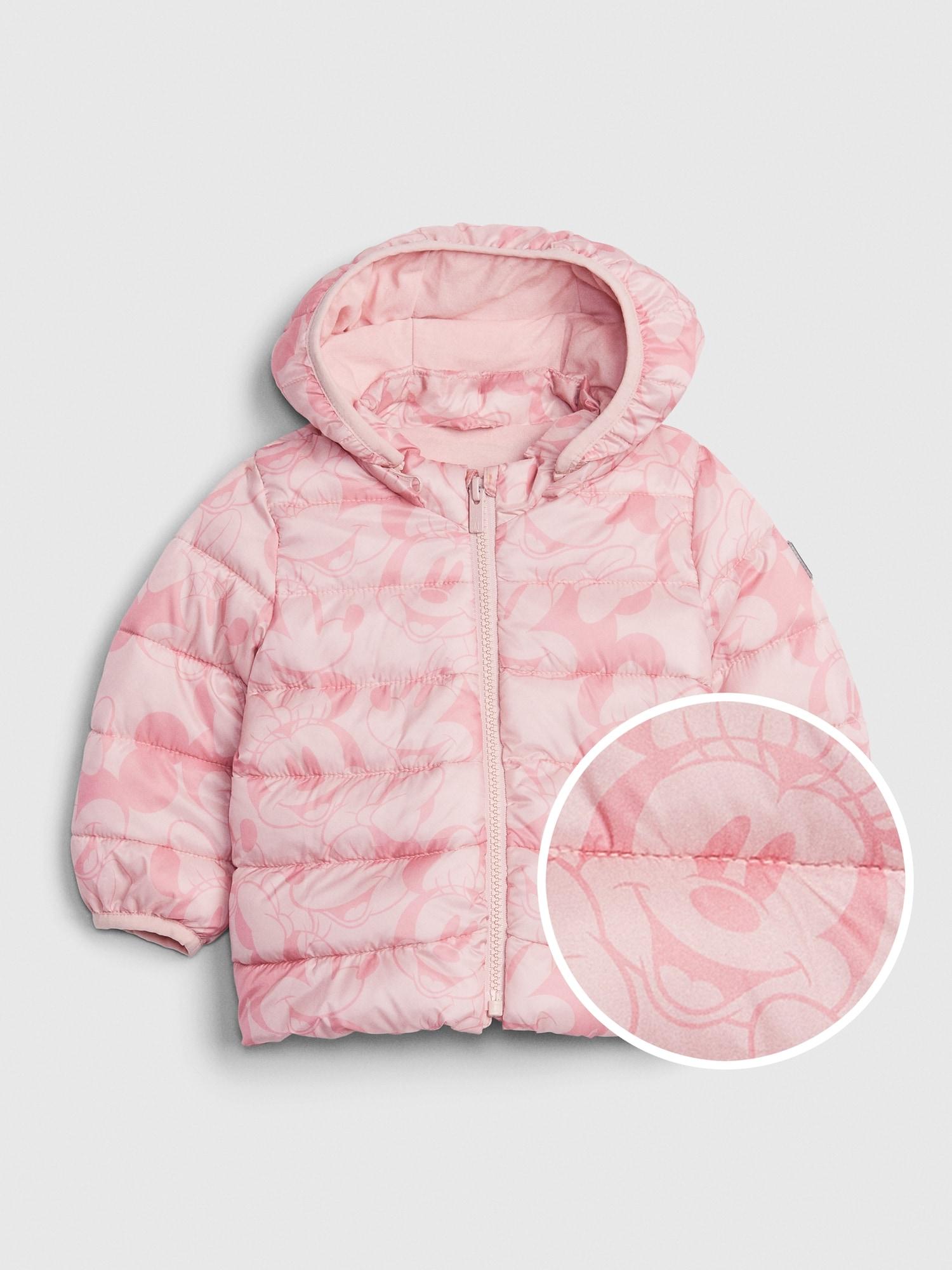 Babygap | Disney Mickey Mouseコールドコントロール 軽量パファージャケット