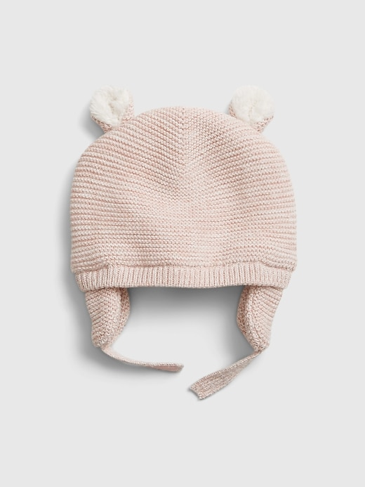 Gap Baby Sherpa Lined Hat