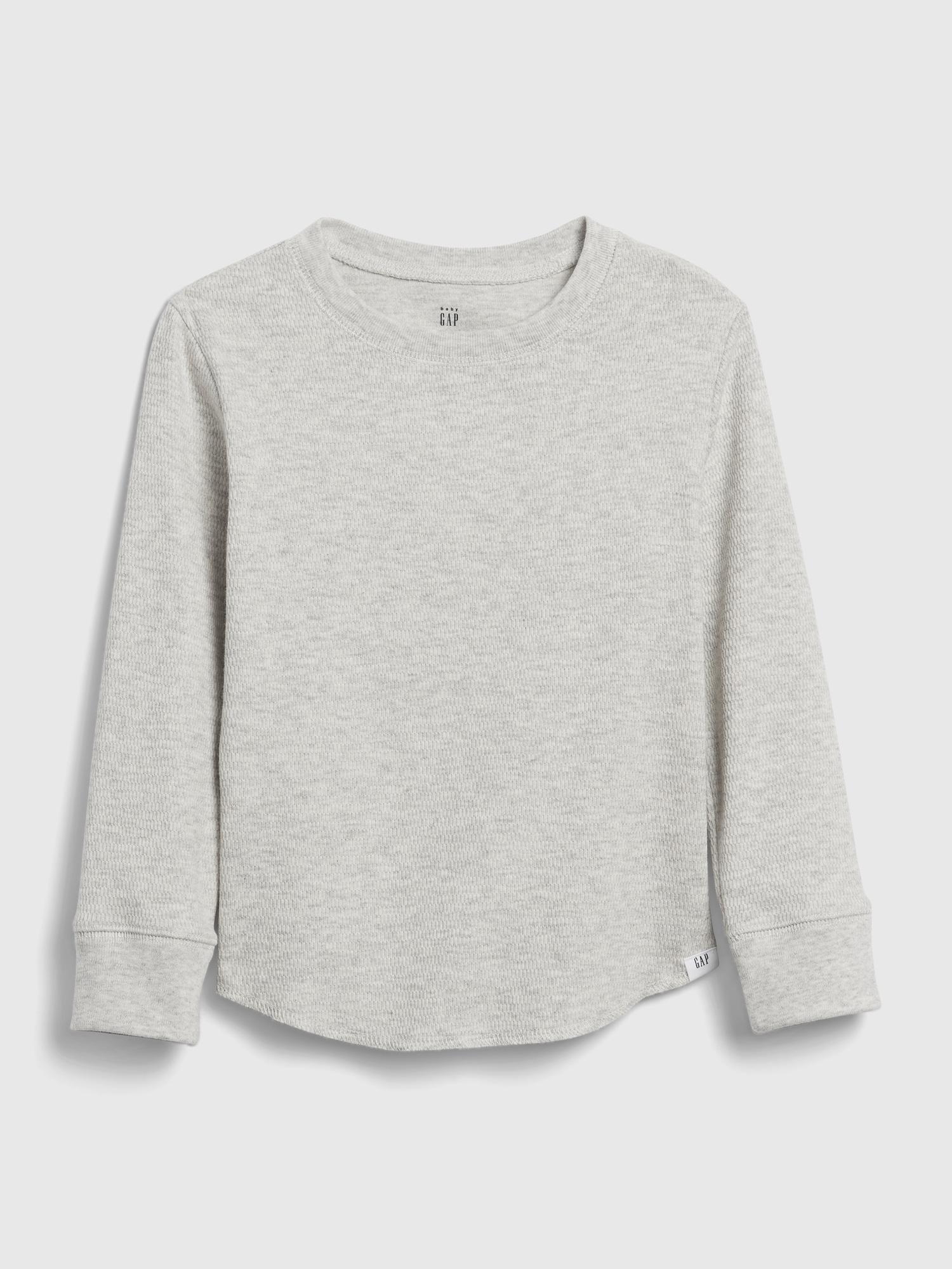 クルーネックシャツ (幼児)