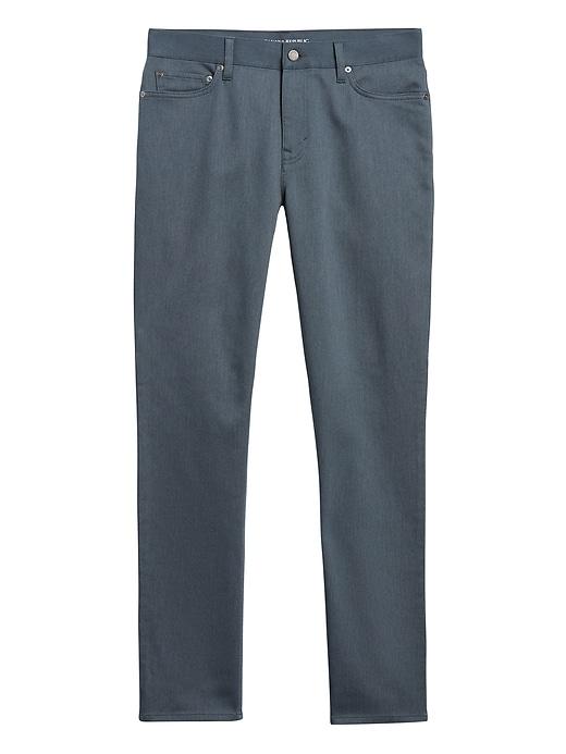Pantalon Traveler chiné étroit