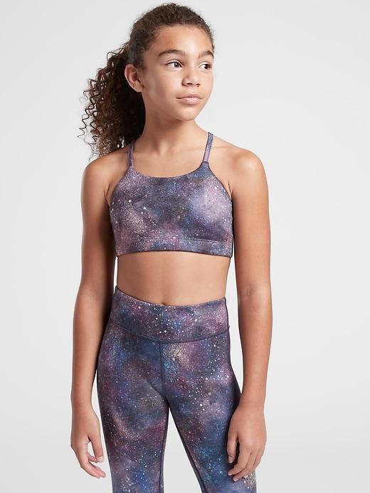 Athleta Girl Printed Got Your Back Bra
