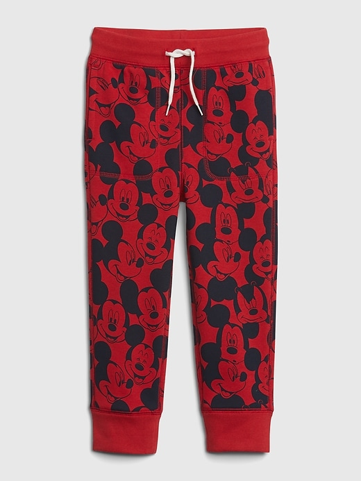 babyGap &#124 Disney Mickey Mouse Pull-On Joggers