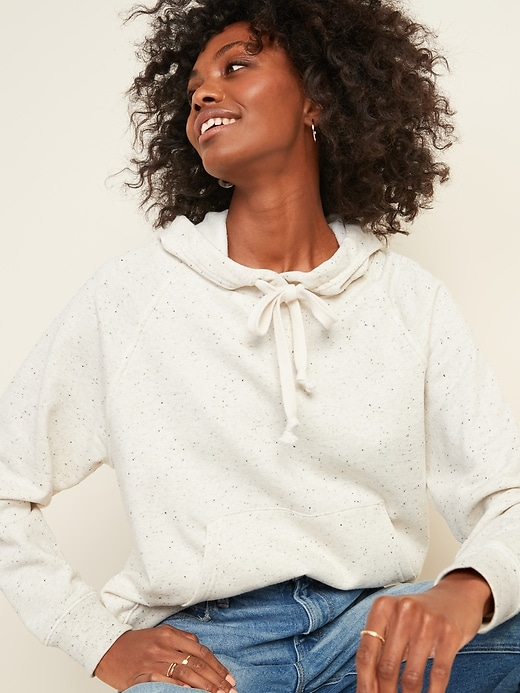 OLD NAVY Vintage Pullover Hoodie for Women
