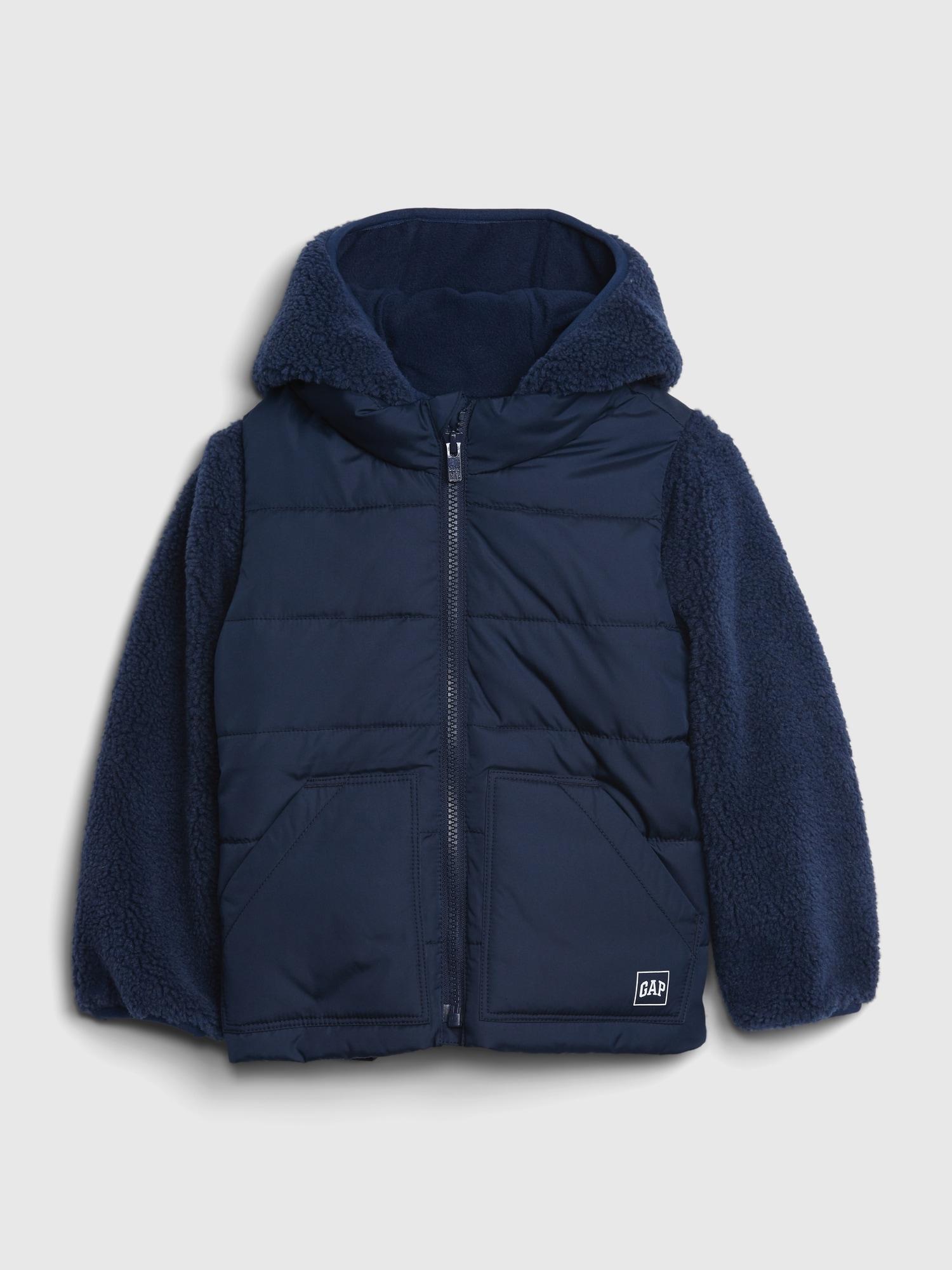 ボア3-In-1ジャケット (幼児)