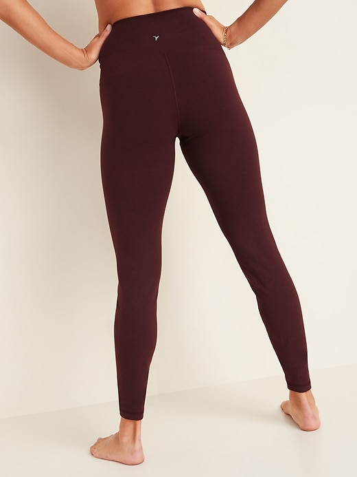 High-Waisted Balance Yoga Leggings For Women