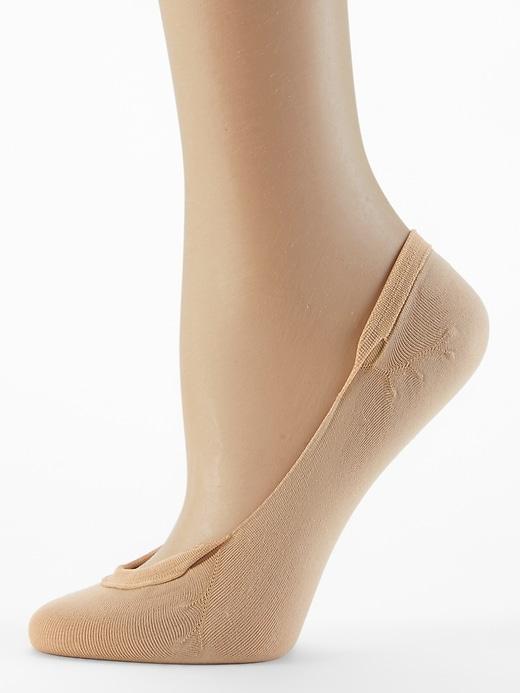 Chaussettes basses doublées