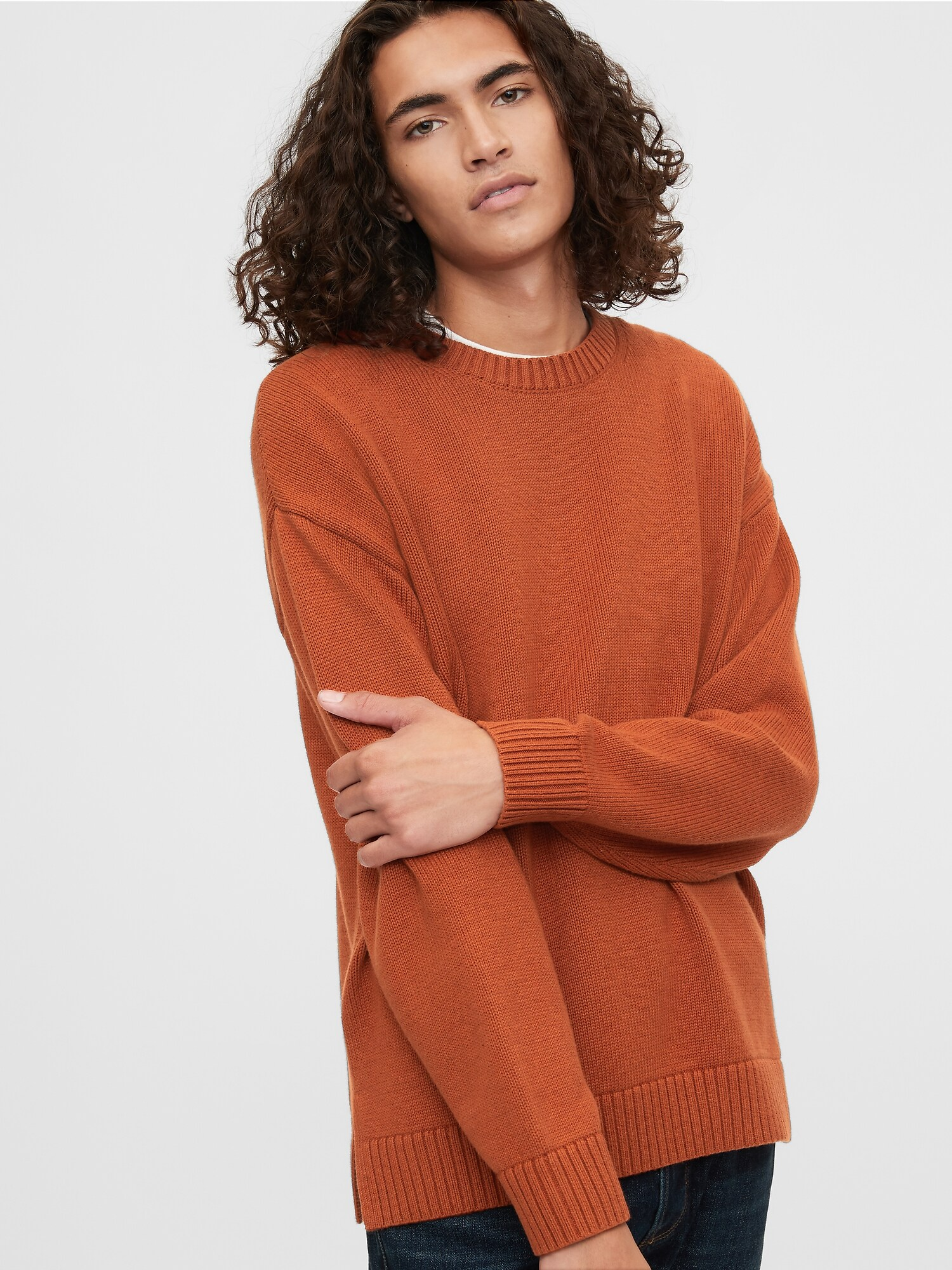 オーバーサイズセーター