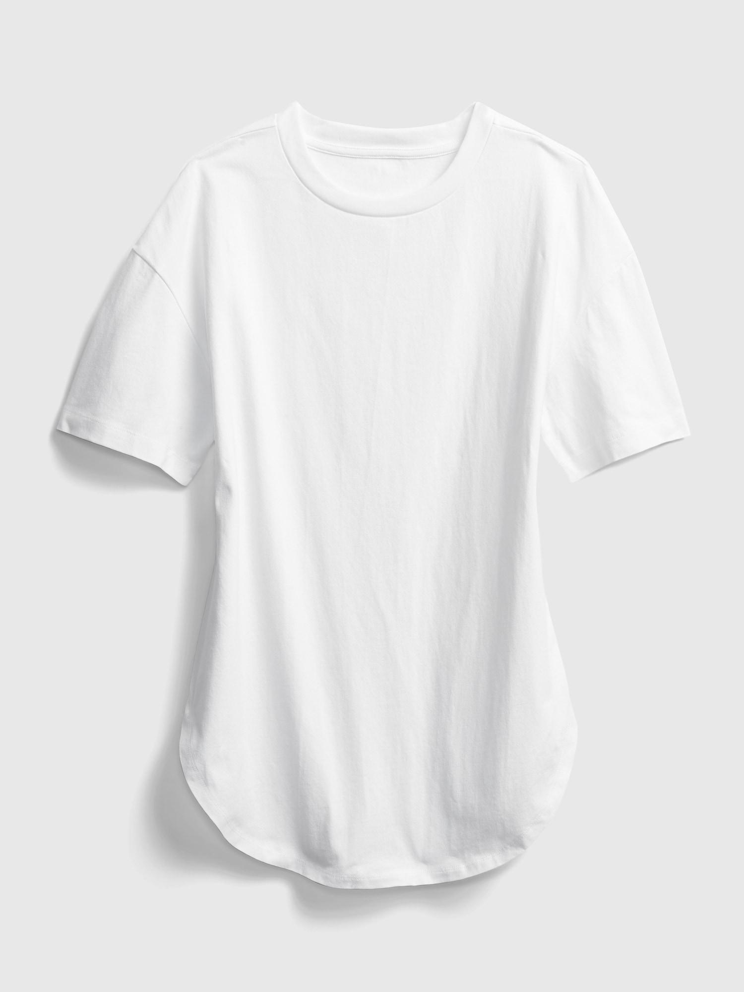 モダン ジャージー Tシャツ