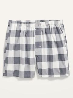 Oldnavy Soft-Washed Printed Boxer Shorts for Men