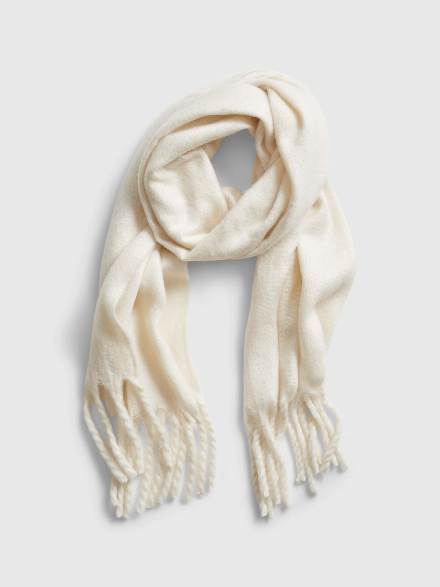 起毛スカーフ