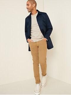 Oldnavy Water-Resistant Twill Mac Jacket for Men