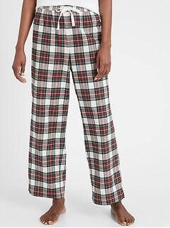bananarepublic Flannel Pajama Bottoms