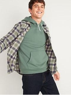 Oldnavy Regular-Fit Built-In Flex Patterned Flannel Shirt for Men