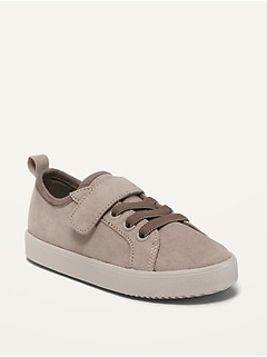 Oldnavy Unisex Faux-Suede Secure-Close Strap Sneakers for Toddler