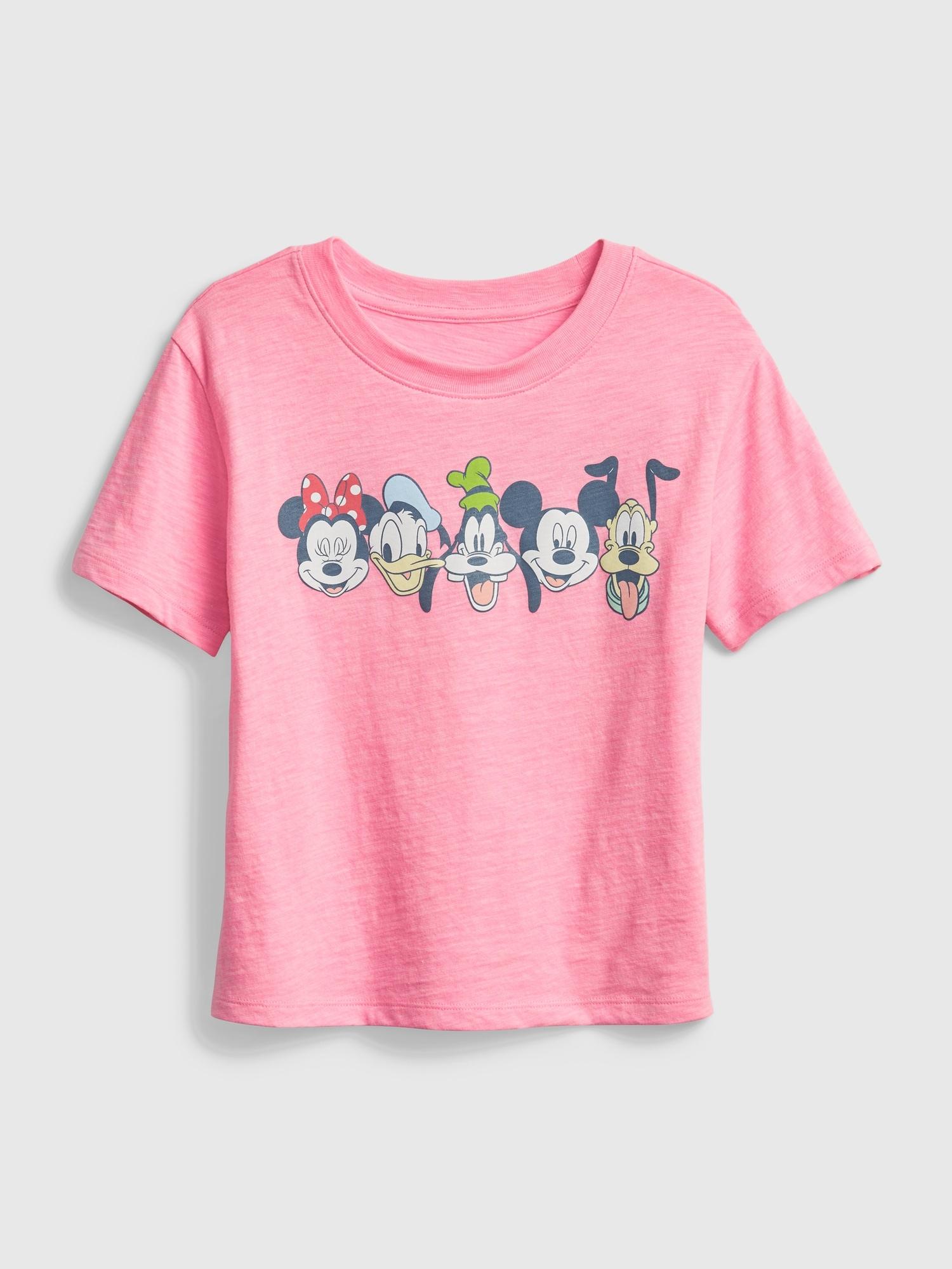 Gapkids ディズニー ミッキーマウス グラフィックtシャツ