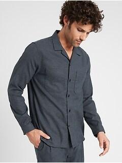 Bananarepublic Core Temp Pajama Top